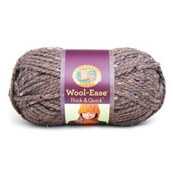 Lion Brand Wool-Ease Thick & Quick Yarn (124) Barley