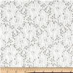 0290332 Rosea Lace White