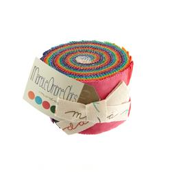 Moda Marble Ombre Dots 2 1/2'' Junior Jelly Roll