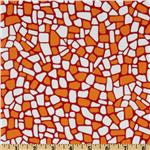 Underwater Friends Pebbles Orange