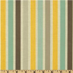 Seaside Beach Stripe Grey