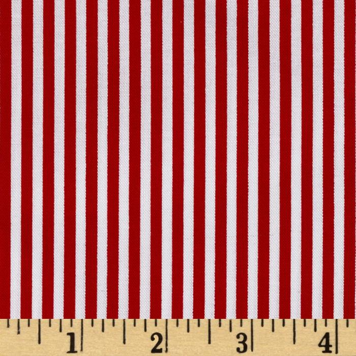 Jessie Steele Collection Stripes Red