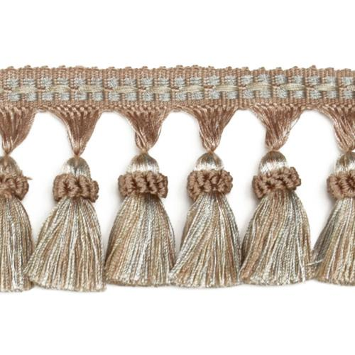 World Wide Malibu Tassle Fringe Aqua