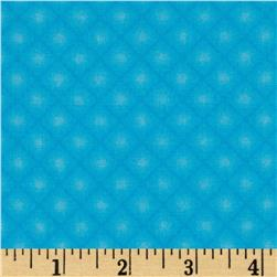 Simply Sweet Quilted Blender Blue