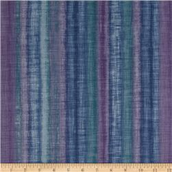 Fusions Ombre Collection Stripe Midnight Blue