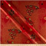 0264705 Alexander Henry Indochine Golden Shishi Red