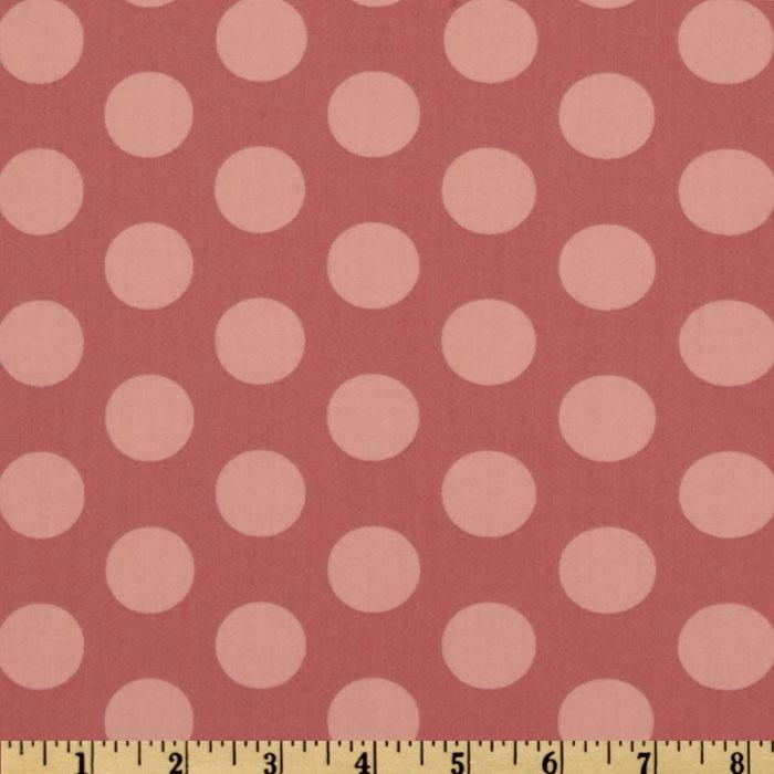 Curiosities Cookie Dots Lollipop Pink