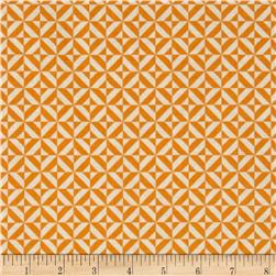Riley Blake Fun & Games Geometric Orange