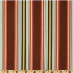 FH-652 Amy Butler Gypsy Caravan Hammock Stripe Mocha