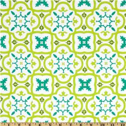 Michael Miller Andalucia Moorish Tiles White
