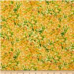0285146 Tribute to Monet Multi Yellow