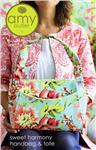 ABP-043 Midwest Modern Amy Butler Sweet Harmony Handbag &amp; Tote Pattern