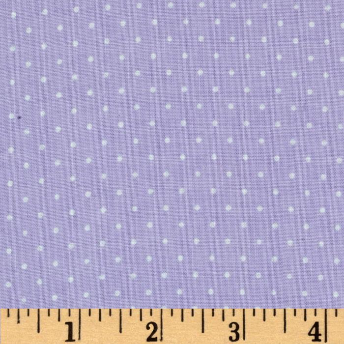 Brights &amp; Basics Pindot Light Purple