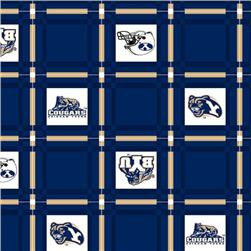Collegiate Tailgate Vinyl Tablecloth Brigham Young University