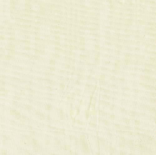 118&#39;&#39; Wide Drapery Sheer Ivory