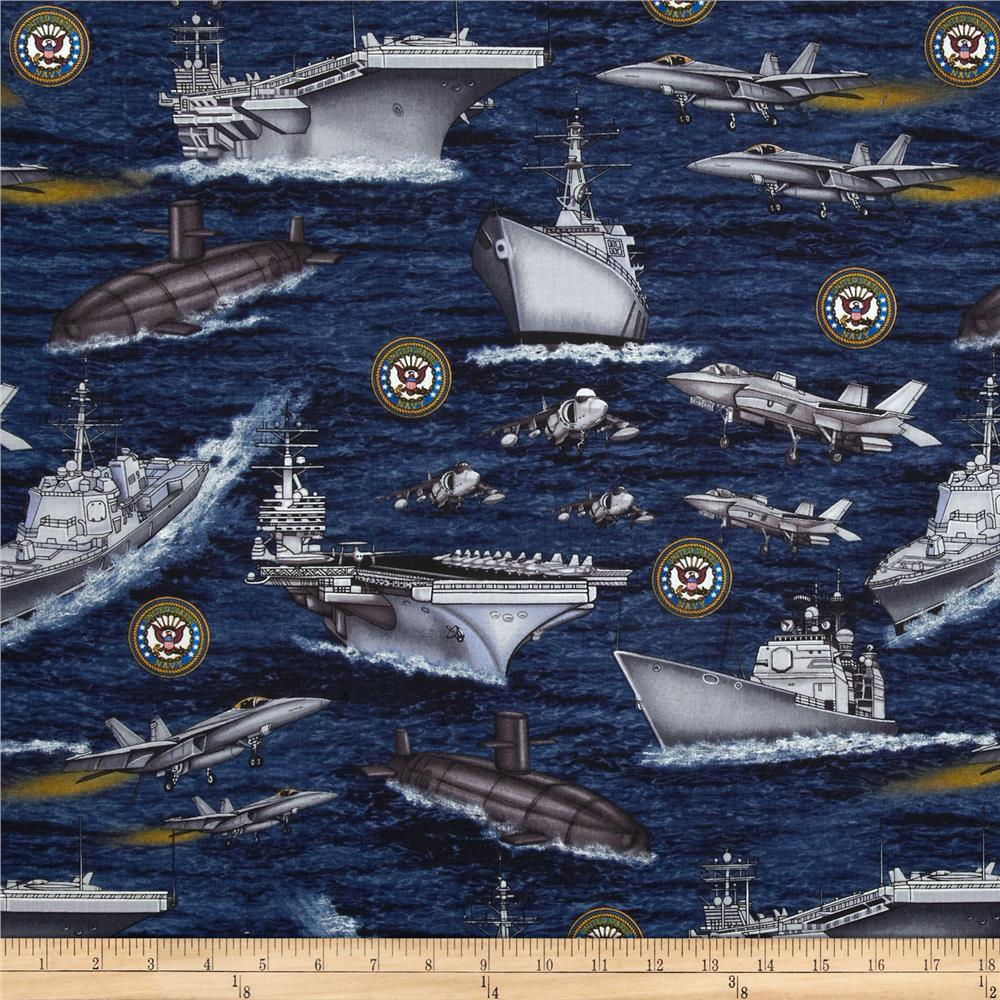 Military Salute Ships Navy