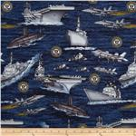 203822 Military Salute Ships Navy