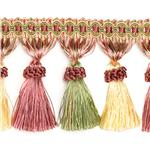 Belagio Regal Tassel Fringe Pastel