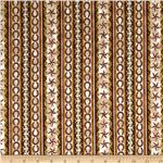 212351 Red River II Stripe Brown