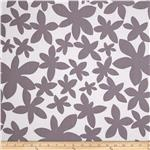 0295751 Glimma Marby Flowers Grey