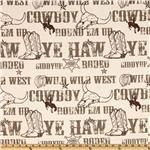 DY-732 Premier Prints Cowboy Kelp/Natural