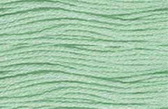 Anchor Six Strand Embroidery Floss  8.75 Yard Skein (203) Mint Green Light