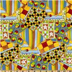 237319 My Hometown Quilt Multi