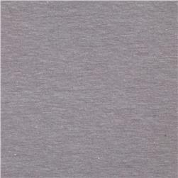 Riley Blake Cotton Jersey Knit Solid Grey