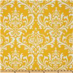 Premier Prints Ozborne Slub Yellow