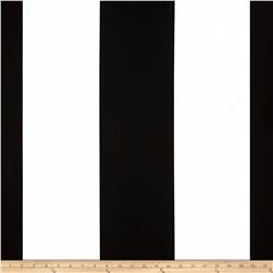 Michael Miller Bekko Home Decor Wide Stripe Black