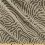 Claridge Zebra Jacquard Sublime Grey
