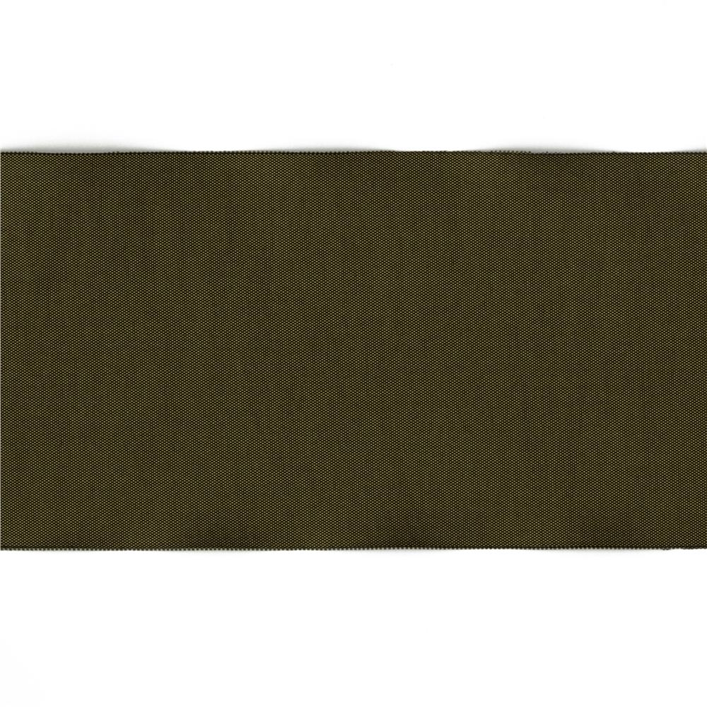 2 1/2&#39;&#39; Taffeta Ribbon Dark Olive