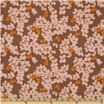 0278076 Sleeping Beauty Flower Flakes Brown