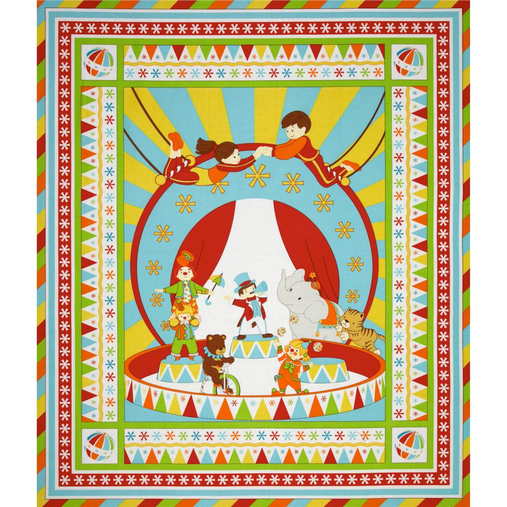 Under the Big Top Big Top Panel Multi