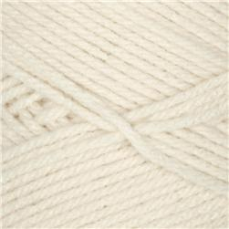 Bernat Super Value Yarn (07407) Winter White