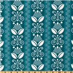 Premier Prints Indoor/Outdoor Malibu Blue Moon