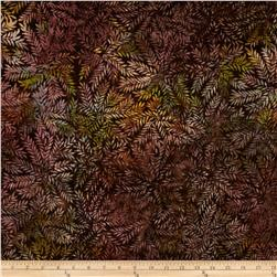 Tonga Batik Mulberry Willow Earth