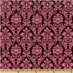 Michael Miller Dandy Damask Cocoa