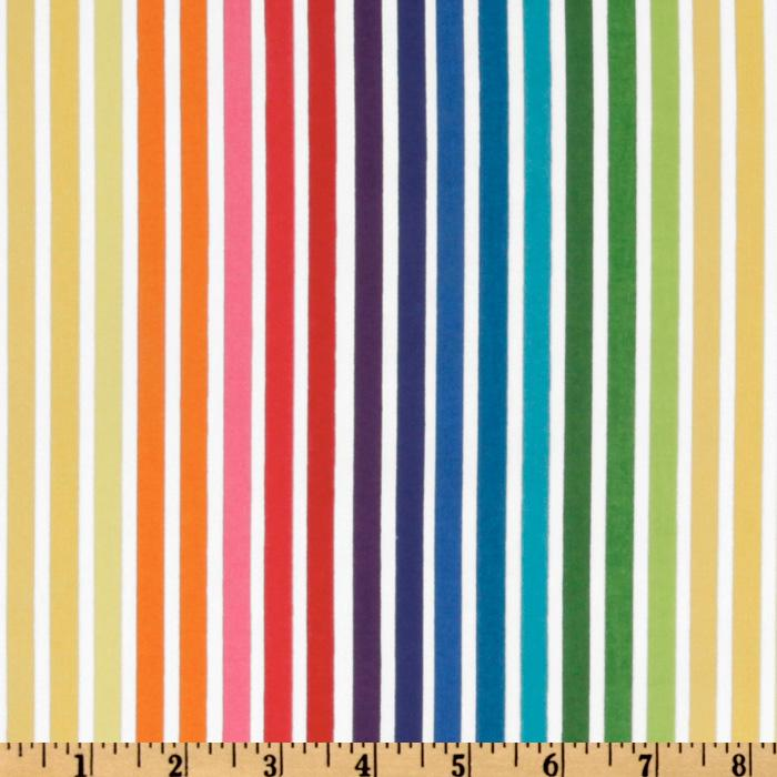 Remix Stripes Blue/Green/Orange