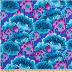 BJ-746 Kaffe Fassett Lake Blossoms Blue