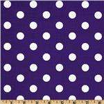 FN-969 Spot On Polka Dots Purple