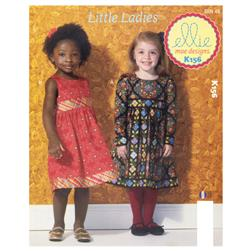Ellie Mae Designs Little Ladies Pattern