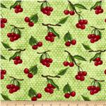 0274353 Summer Preserves Tossed Cherries Green