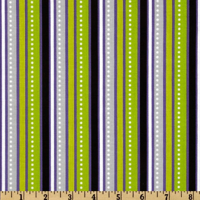 Costume Clubhouse Stripe Purple