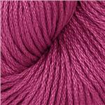 Tahki Cotton Classic Yarn (3457) Dark Pink