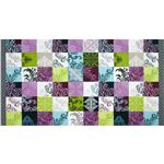 City Block Patchwork Lilac