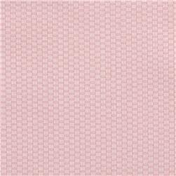 Kaufman Bird's Eye Pique Pale Pink