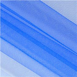 "108"" Wide Nylon Tulle Regal Royal"