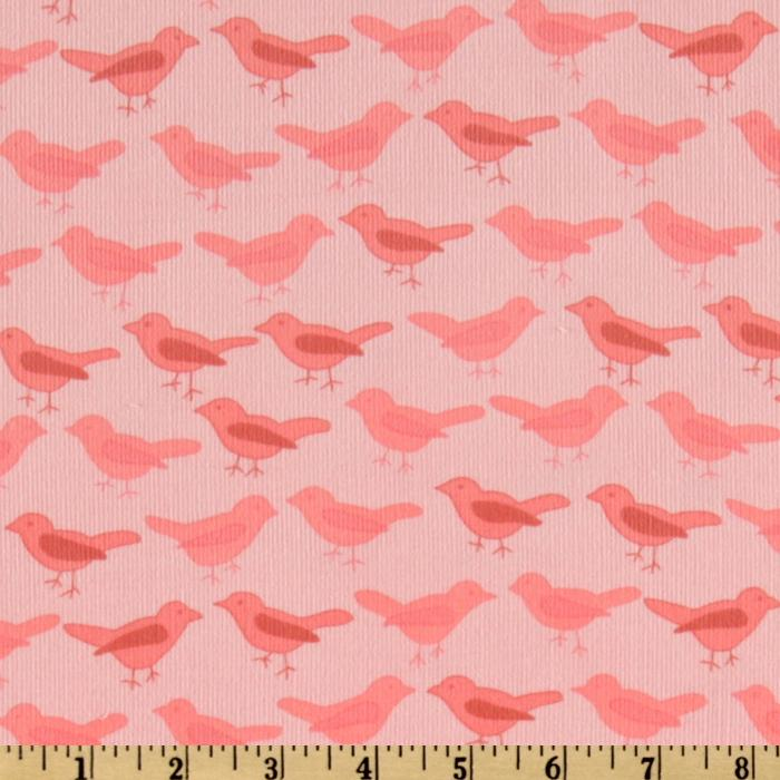 Valori Wells Nest Corduroy Little Birds Rose