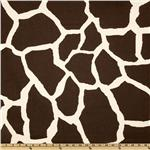 Premier Prints Giraffe Java